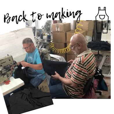 Our UK Factory is Back!