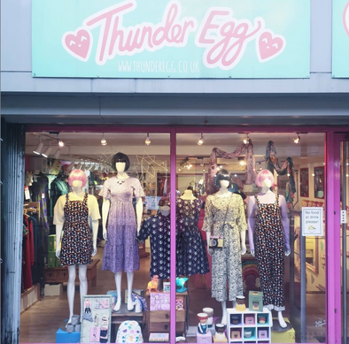 Featured Stockist of the Month - Thunder Egg Manchester