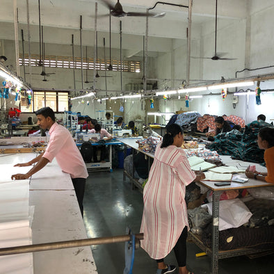 Inside Our Indian Factory