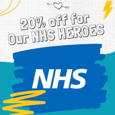 NHS Discount - 20% Off Everything