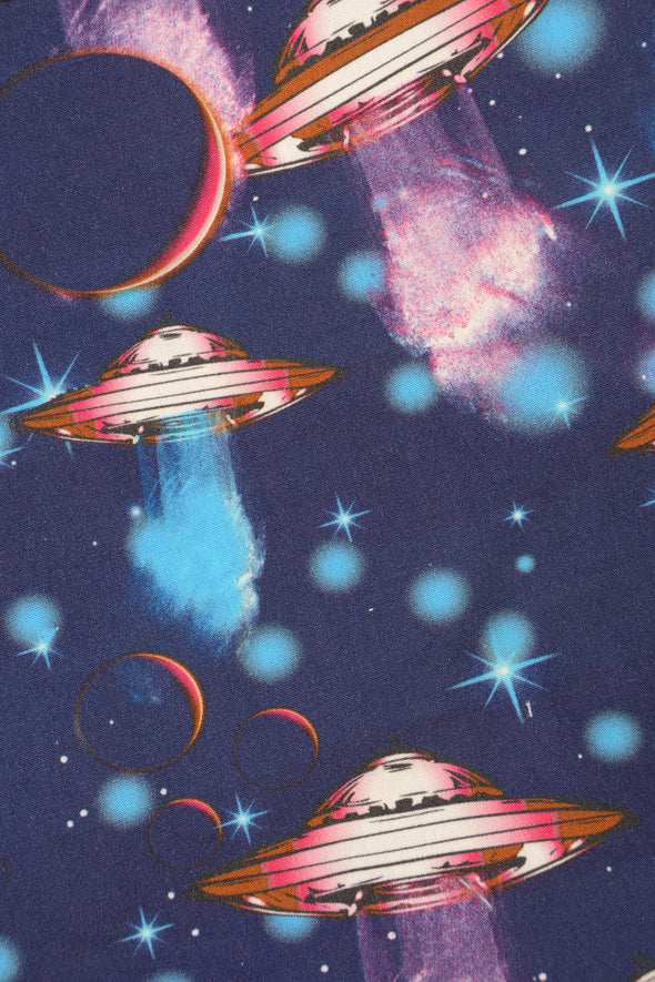 UFO Invasion Cosmic Dress