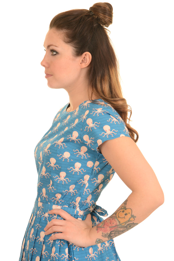 Under The Sea Octopus Dress