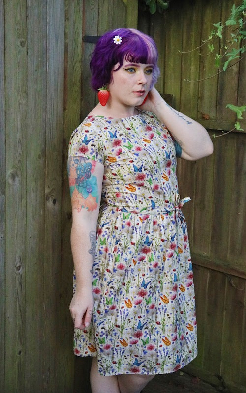 Botanica Tea Party Dress