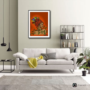 "Fine Art Print ""Flourish"""
