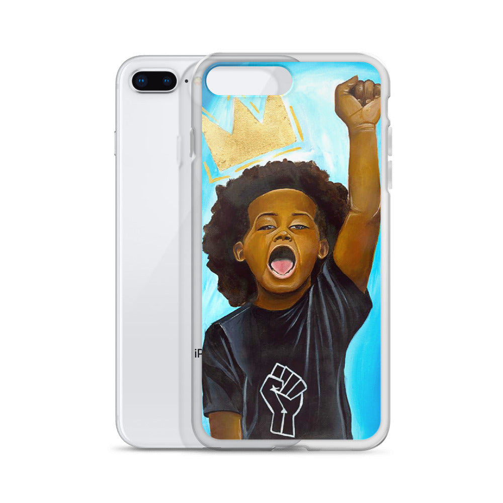 "iPhone Case ""Young King"""