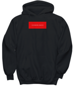 IceWorld Black/Red Hoodie