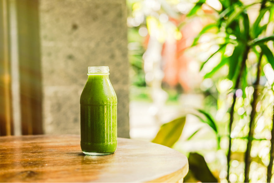 What's In Green Juice?