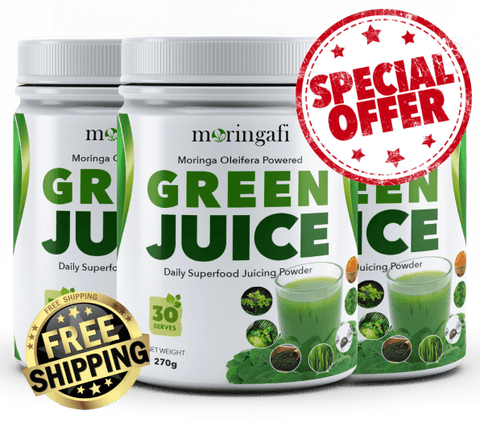 GREEN JUICE 3-Pack Bundle