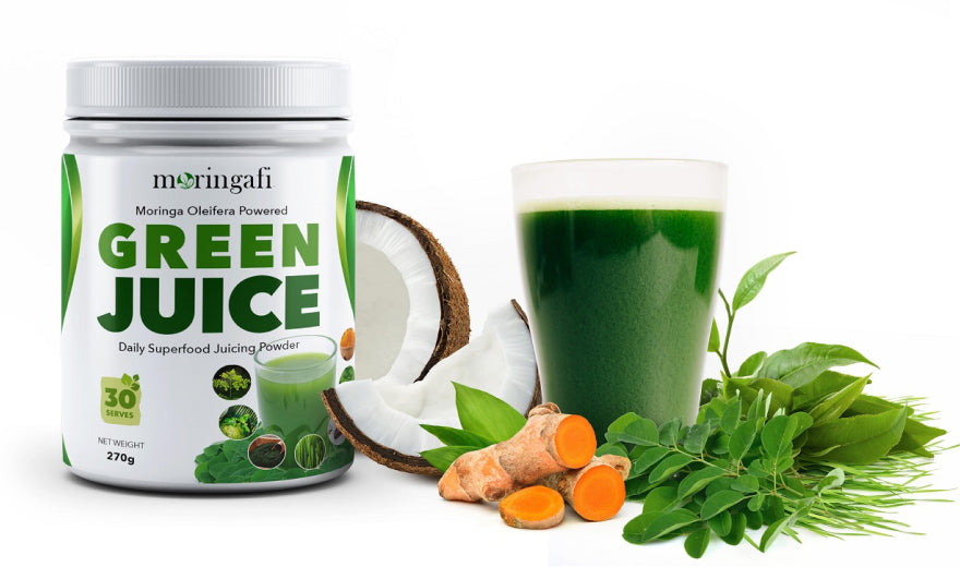 which is better, fresh green juice or green juice superfood drink powder