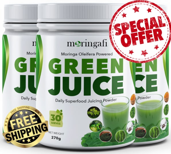 Green Juice 3-Pack