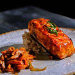 Filete de Salmon Grillé