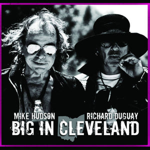 Big in Cleveland CD
