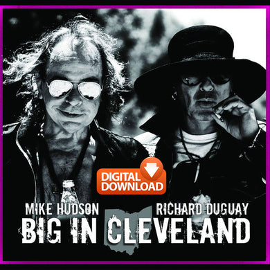 Big in Cleveland Digital Album Download
