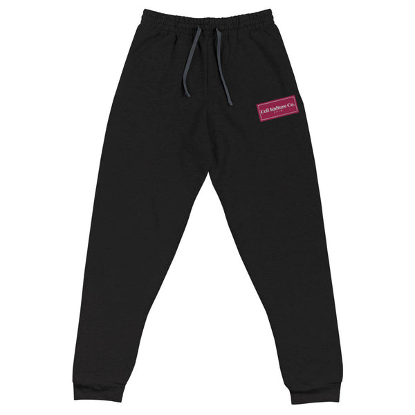 Cell Kulture Co. embroidered joggers | science clothing (STEM)