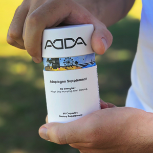 ADDA Adaptogen Supplement Bottle