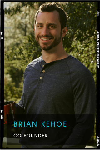 Brian Kehoe, Co-Founder
