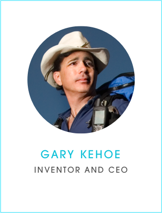 Gary Kehoe, Inventor and CEO