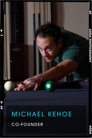 Michael Kehoe, Co-Founder