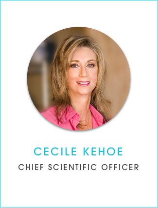 Cecile Kehoe, Chief Scientific Officer