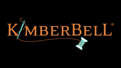 Kimberbell Logo with Black Background | Myers Sewing