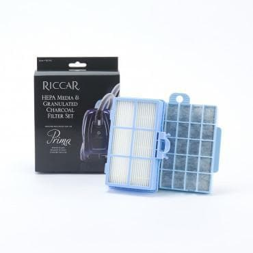 Riccar, Prima HEPA Media & Secondary Filter Set (RF19G) - Myers Sewing