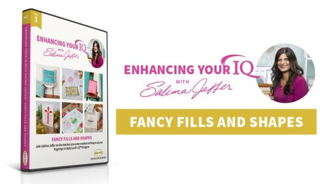 Genuine Baby Lock Accessory, Enhancing Your IQ w/ Salima Jaffer - Myers Sewing