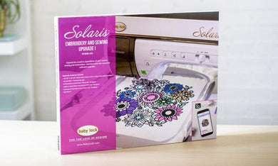 Genuine Baby Lock Accessory, Solaris Embroidery Upgrade (BLSAU) - Myers Sewing