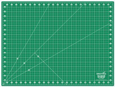 Precision Quilting Tools, Self-Healing Cutting Mat 18in x 24in (1824MAT) - Myers Sewing