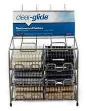 Load image into Gallery viewer, Prewound 15 Class Bobbins: Polyester - Neutral Colors - 8 per tube (FT#####) - Myers Sewing