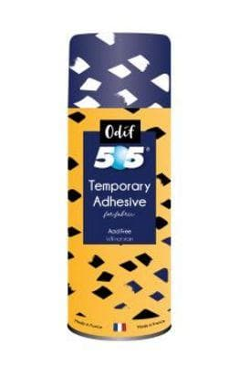 Odif, 505 Spray Adhesive 6.22 oz (ORMD-1AB) - Myers Sewing