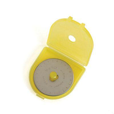Olfa, 45mm Replacement Blade (RB45) - Myers Sewing