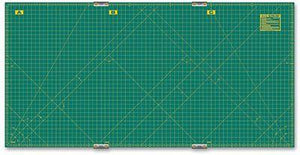 "35""x70"" Continuous Grid Mat Set (RM-CLIPS/3) - Myers Sewing"