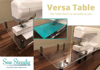 Sewsteady, Versa Table - Myers Sewing
