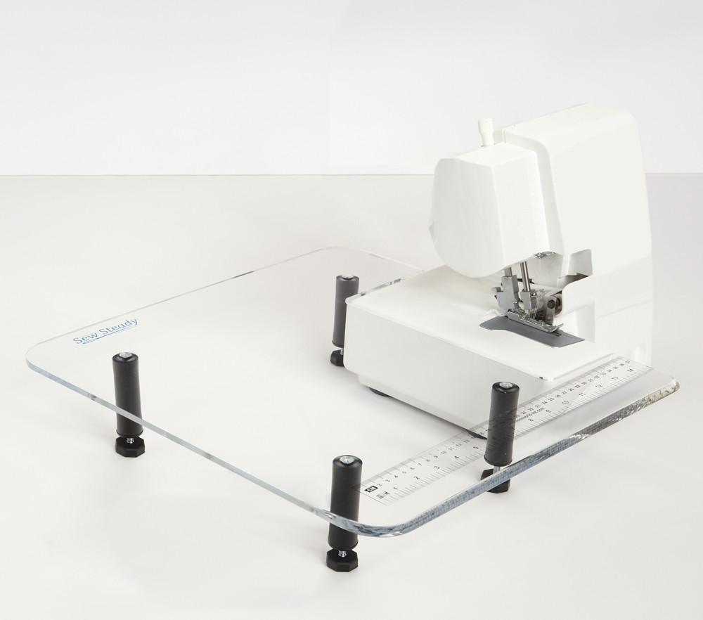 Sewsteady, Small Serger Table 18″ X 18″ (SST-SM) - Myers Sewing