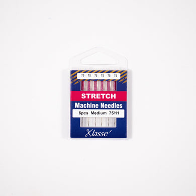 Stretch Machine Needles (AA5102.0##) - Myers Sewing