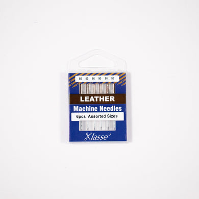 Leather Needles Assorted Sizes (AA5104.###) - Myers Sewing