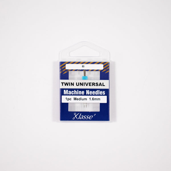 Klasse Twin Universal Machine Needles 1.6mm