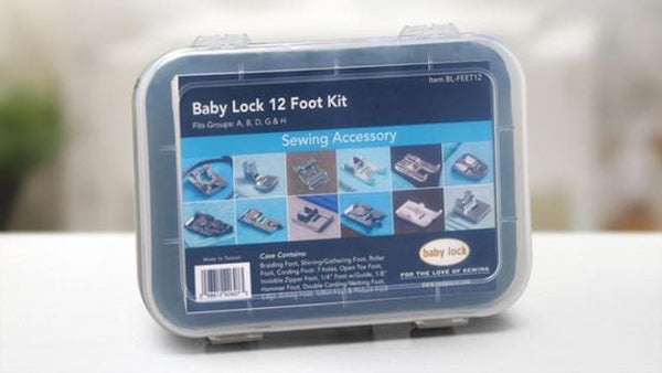 Babylock 12 Foot Kit