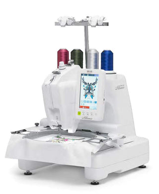 Baby Lock Alliance Embroidery Machine (BNAL) - Myers Sewing