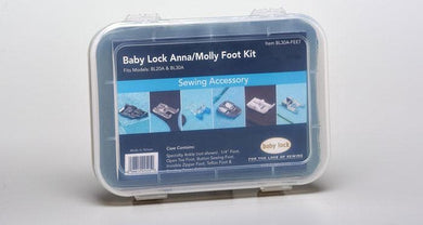 Genuine Baby Lock Accessory, Anna/Molly 6 Foot Kit (BL30A-FEET) - Myers Sewing