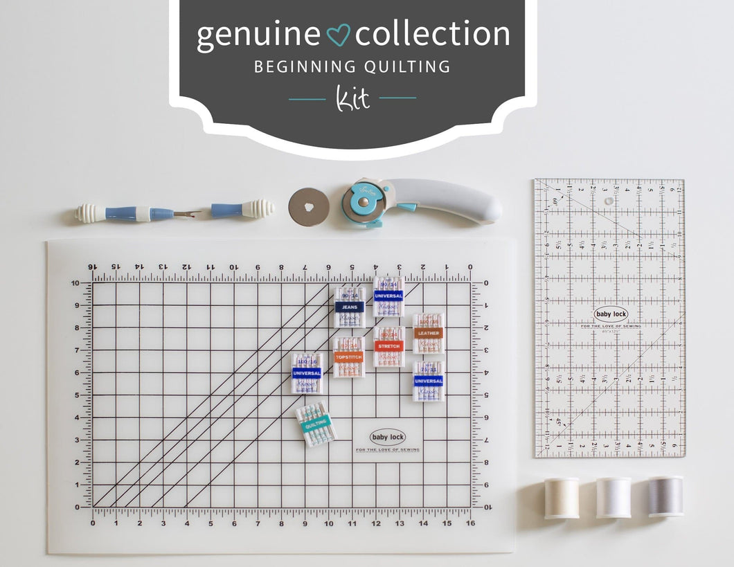 Genuine Collection Quilting Kit (BLGCQK) - Myers Sewing