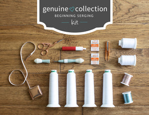 Genuine Collection Serging Kit (BLGCSGK) - Myers Sewing