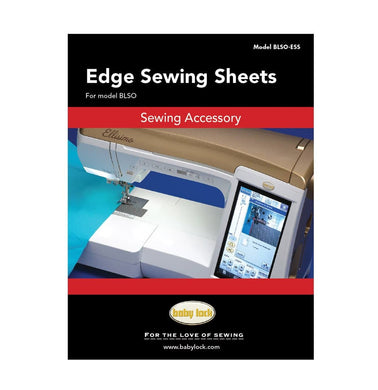 Genuine Baby Lock Accessory, Edge Sewing Sheets (BLSO-ESS) - Myers Sewing