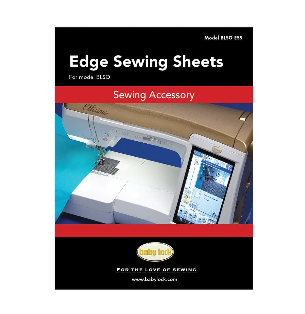 Edge Sewing Sheets (BLSO-ESS) - Myers Sewing