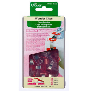 Clover, Wonder Clips (CL315#) - Myers Sewing