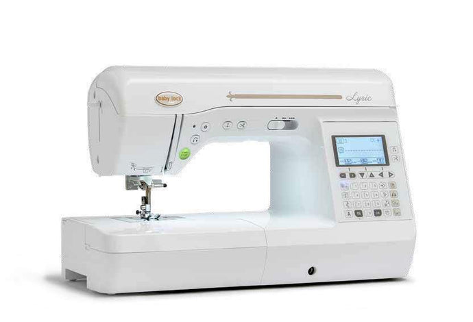 Baby Lock Lyric Sewing & Quilting Machine (BLMLR) - Myers Sewing