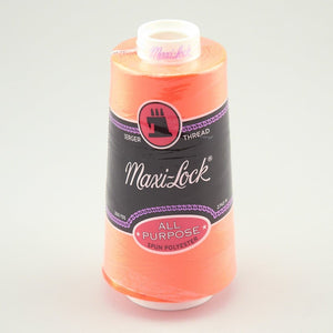 Maxi-Lock Thread Cone Neon Orange