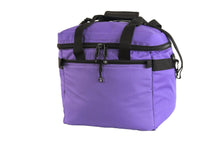Load image into Gallery viewer, Serger Carry Bag Purple SCB