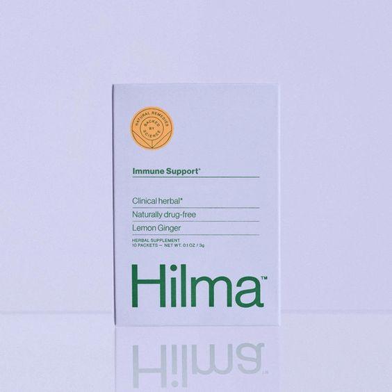 Immune Support | Hilma