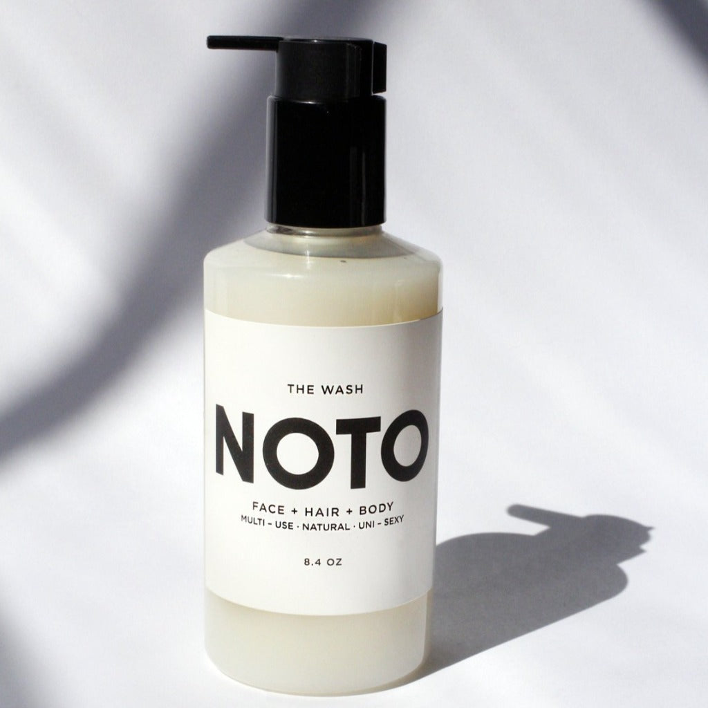 The Wash | NOTO Botanics